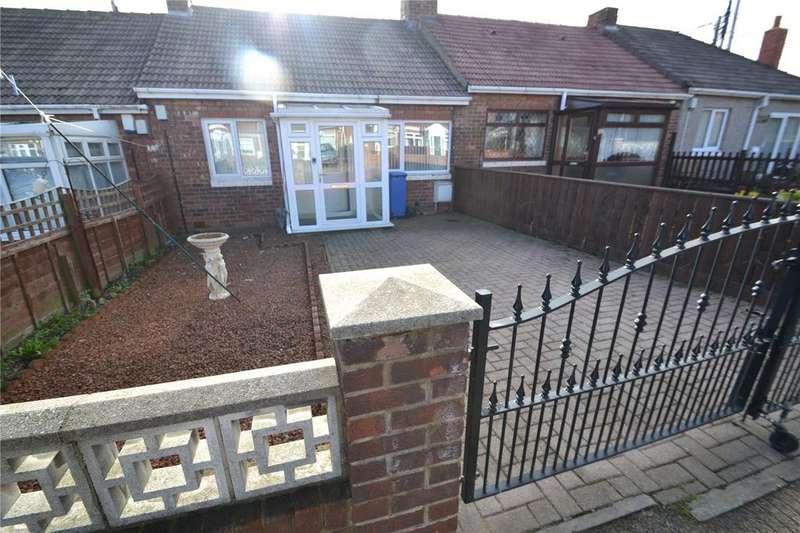 2 Bedrooms Terraced Bungalow for sale in Northumberland Street, Horden, Peterlee, Co.Durham, SR8