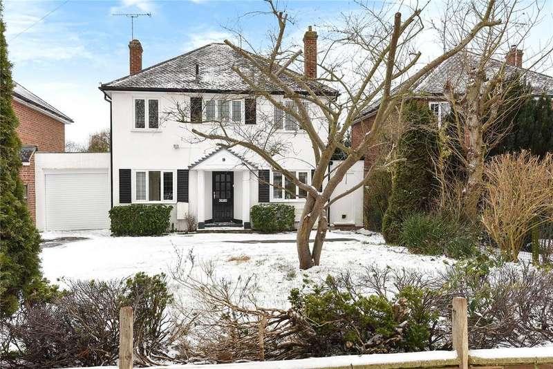 3 Bedrooms Detached House for sale in Green Lane, Windsor, Berkshire, SL4