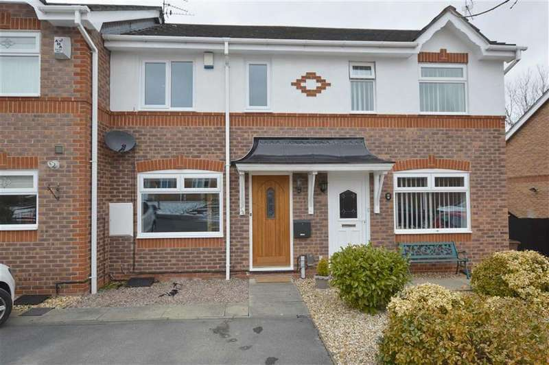 2 Bedrooms Town House for sale in Wilfred Owen Drive, Prenton, CH41