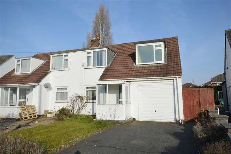 3 Bedrooms Semi Detached House for sale in Upton Park Drive, CH49