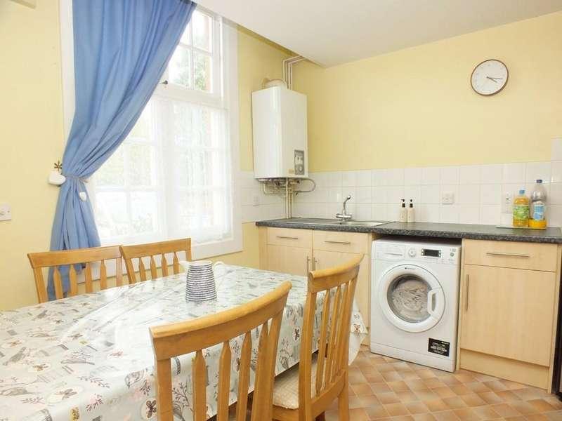 3 Bedrooms Maisonette Flat for sale in Faringdon