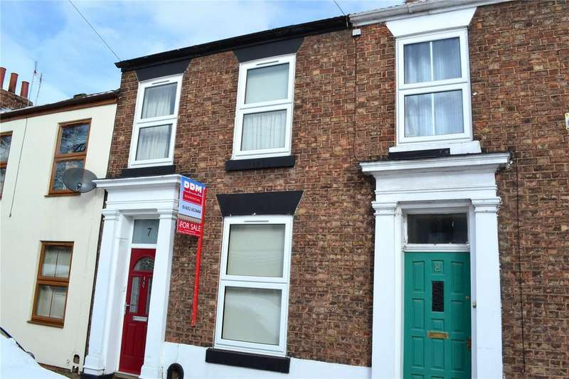 3 Bedrooms Terraced House for sale in Albert Street, Brigg, DN20