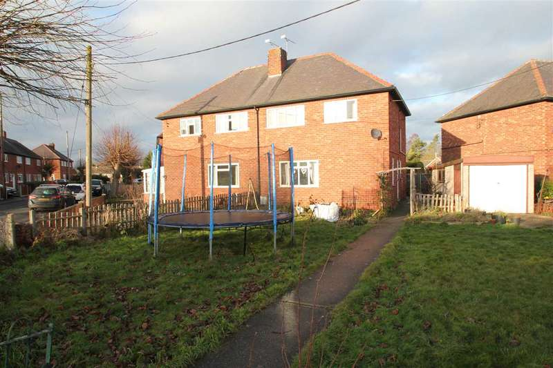 3 Bedrooms Semi Detached House for sale in Lime Tree Avenue, Metheringham, Lincoln