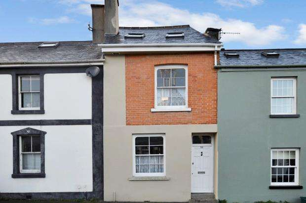 3 Bedrooms Terraced House for sale in Plymouth Road, Buckfastleigh, Devon
