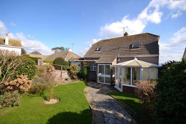 2 Bedrooms Detached House for sale in Cleveland Avenue, Looe, Cornwall