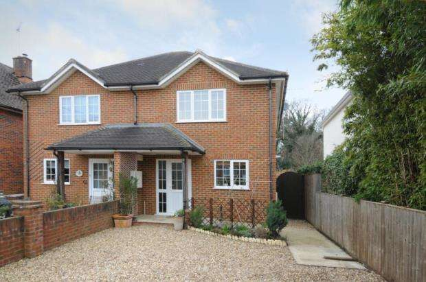2 Bedrooms Semi Detached House for sale in Witley, Godalming, Surrey