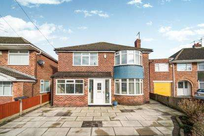 4 Bedrooms Detached House for sale in Patterdale Crescent, Liverpool, Merseyside, L31