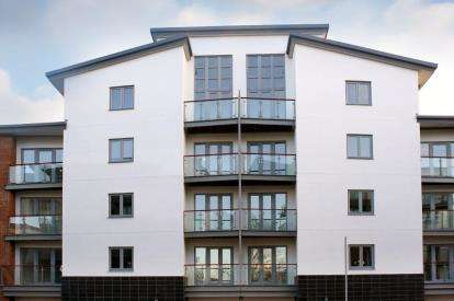 2 Bedrooms Flat for sale in Trigo House, Ochre Yards, Tyne Wear, NE8