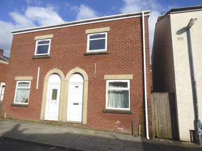 2 Bedrooms Semi Detached House for sale in Caroline Street, Ribbleton, Preston, Lancashire, PR1