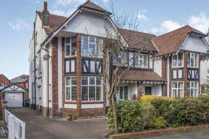 4 Bedrooms Semi Detached House for sale in Grange Road, Southport, Lancashire, Uk, PR9
