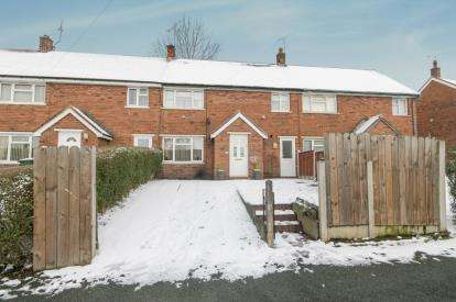 3 Bedrooms Terraced House for sale in Ffordd Llanerch, Penycae, Wrexham, Wrecsam, LL14