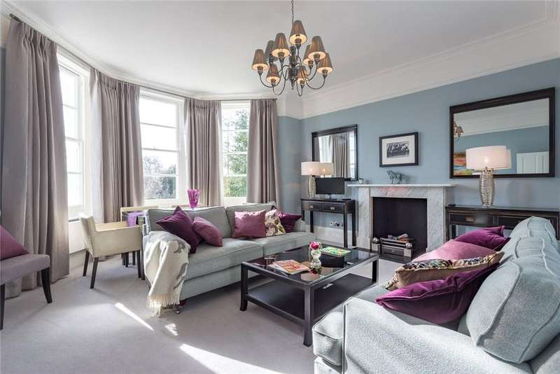 2 Bedrooms Flat for sale in The Gate House, East Approach Drive, Cheltenham, Gloucestershire, GL52