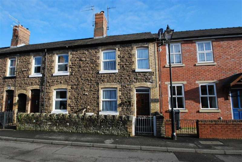 3 Bedrooms Terraced House for rent in The Cedars, Market Street, Craven Arms