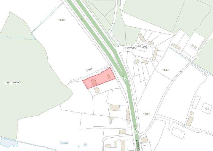 Land Commercial for sale in East Sussex TN5