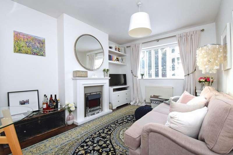 2 Bedrooms Flat for sale in Brockley Park SE23