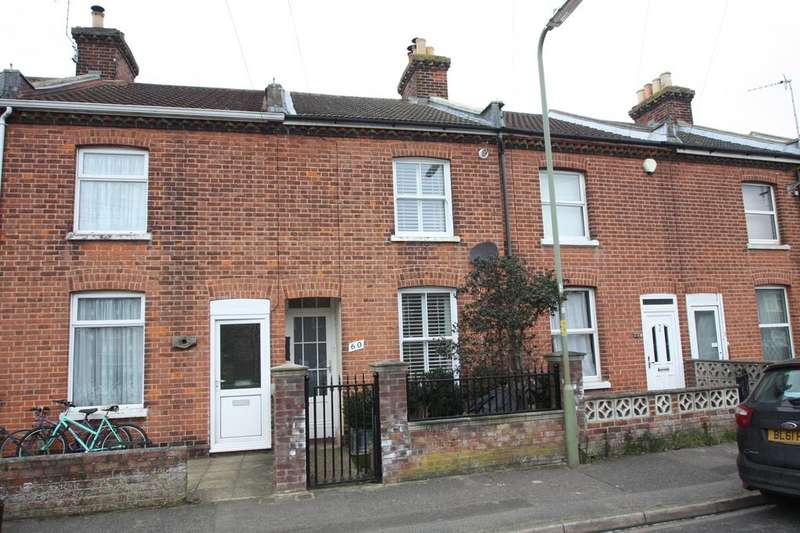 2 Bedrooms Terraced House for sale in Park Road, Gosport PO12