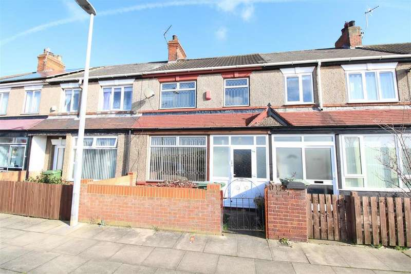 3 Bedrooms Terraced House for sale in Newhaven Terrace, Grimsby