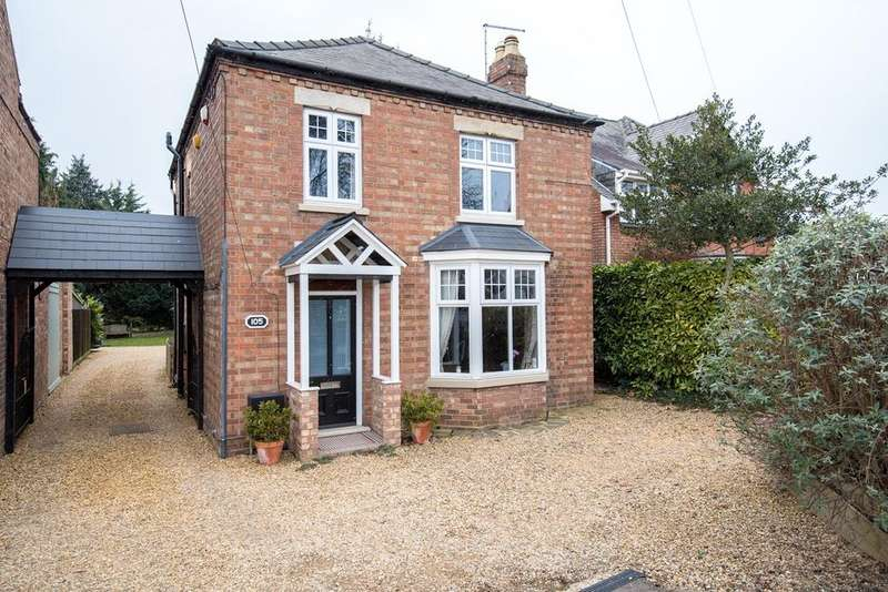 3 Bedrooms Detached House for sale in Pinchbeck Road, Spalding, PE11