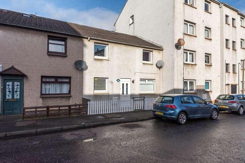 4 Bedrooms Terraced House for sale in Murrayburn Park, Wester Hailes, Edinburgh, EH14 2PT