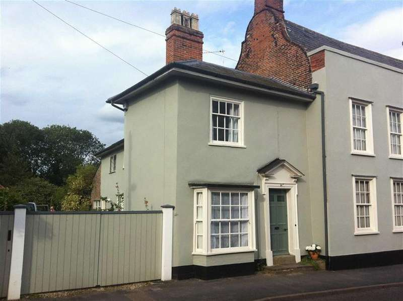 2 Bedrooms Cottage House for rent in Church Street, Eye, Suffolk
