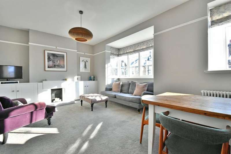 2 Bedrooms Flat for sale in Algernon Road SE13