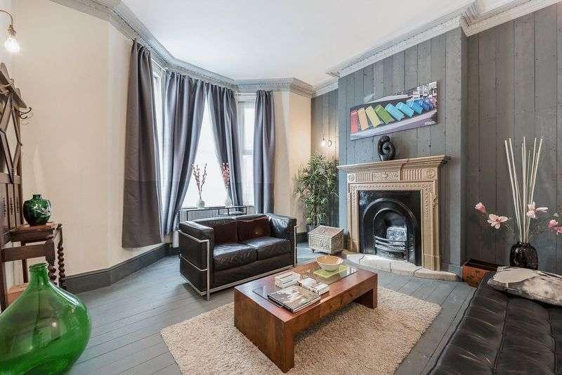 4 Bedrooms Property for sale in Hubert Grove, London