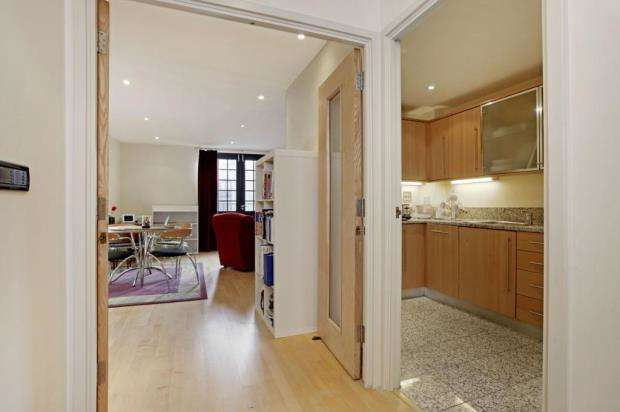 1 Bedroom Flat for sale in Fennel Apartments, 3 Cayenne Court, London