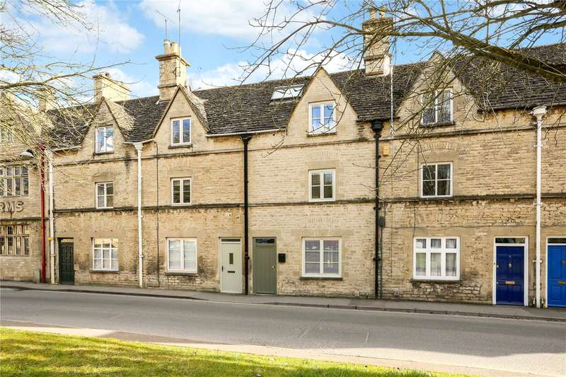 3 Bedrooms Terraced House for sale in Sheep Street, Cirencester, GL7