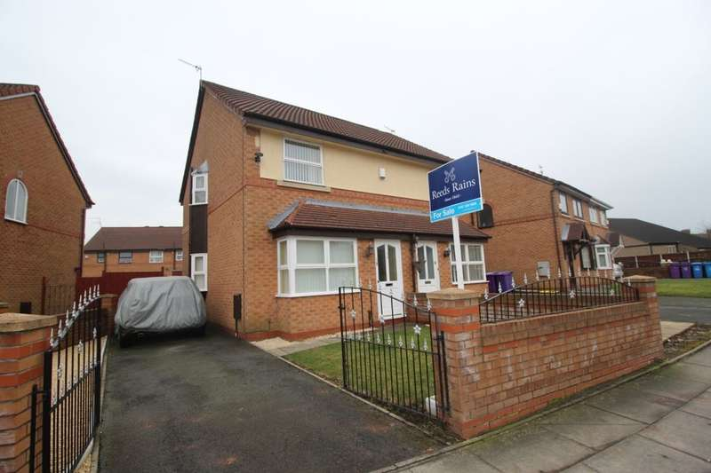 3 Bedrooms Semi Detached House for sale in Sparrow Hall Road, Liverpool, L9