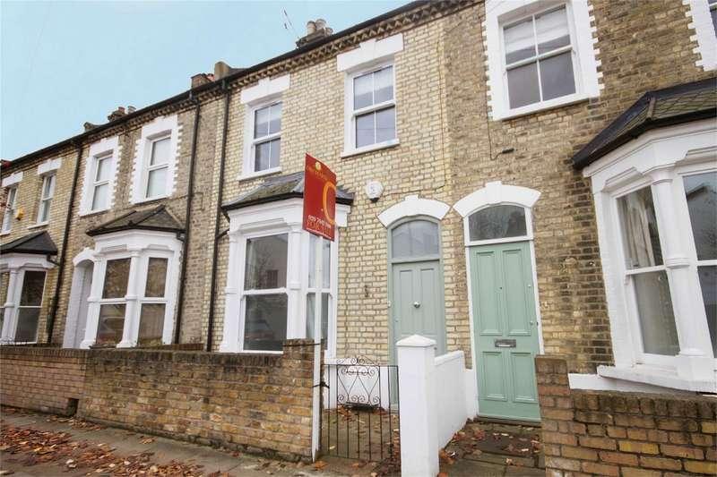 4 Bedrooms Terraced House for rent in Becklow Road, Shepherds Bush