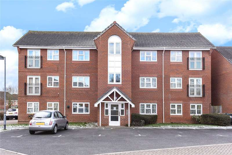 2 Bedrooms Apartment Flat for sale in Mary Way, Watford, Hertfordshire, WD19