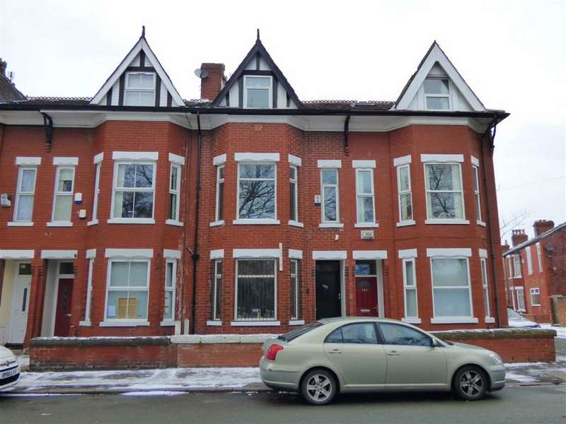 5 Bedrooms Terraced House for sale in Platt Lane, Fallowfield, Manchester, M14