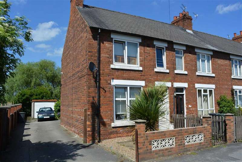 3 Bedrooms End Of Terrace House for sale in Denison Road, Selby, YO8