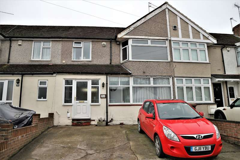 4 Bedrooms End Of Terrace House for sale in Parkside Avenue, Bexleyheath, Kent , DA7 6NL