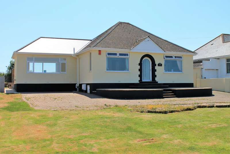 3 Bedrooms Detached Bungalow for sale in Renney Road, Heybrook Bay