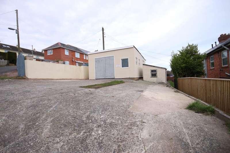 Garages Garage / Parking for sale in Passmore Road, Bradninch, EX5