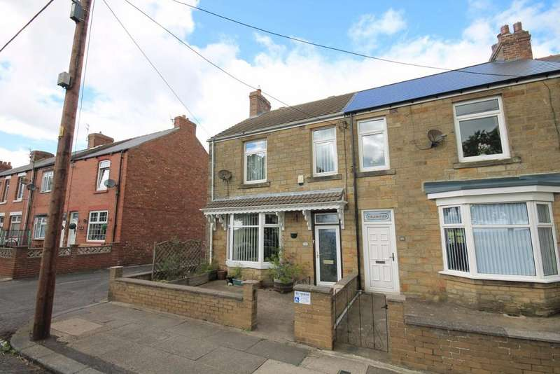 3 Bedrooms End Of Terrace House for sale in High Jobs Hill, Crook