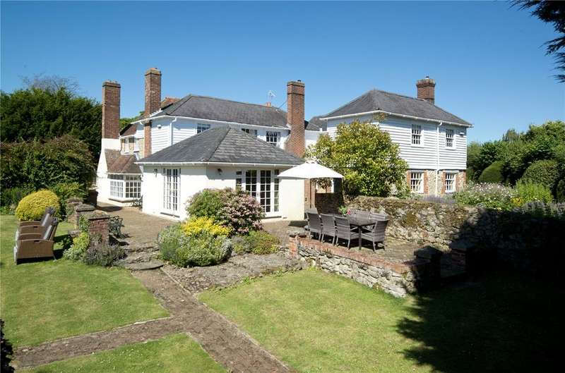 7 Bedrooms Detached House for sale in The Rocks Road, East Malling, West Malling, Kent, ME19