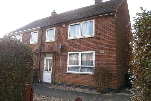 3 Bedrooms Semi Detached House for sale in Bloxham Road, New Parks, Leicester, LE3