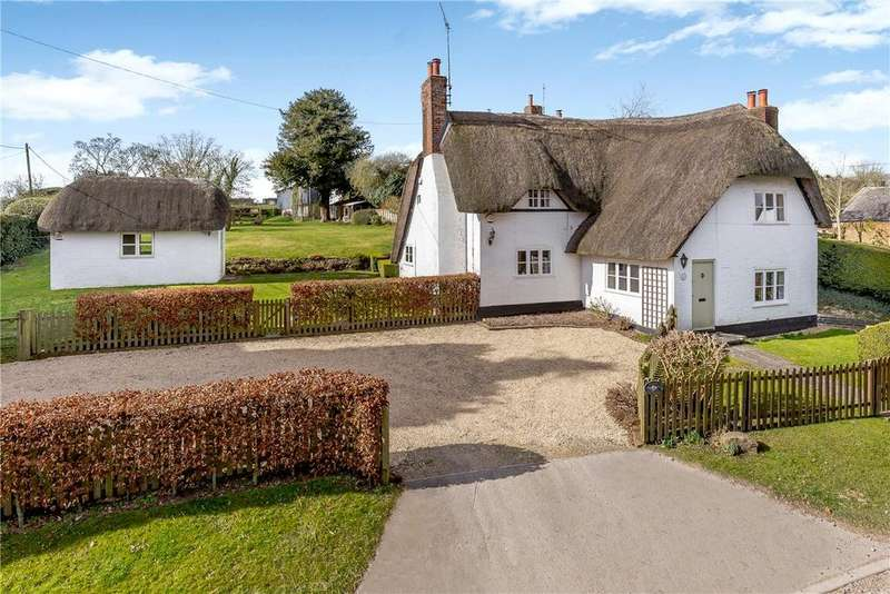 3 Bedrooms Detached House for sale in Wootton Rivers, Marlborough, Wiltshire, SN8