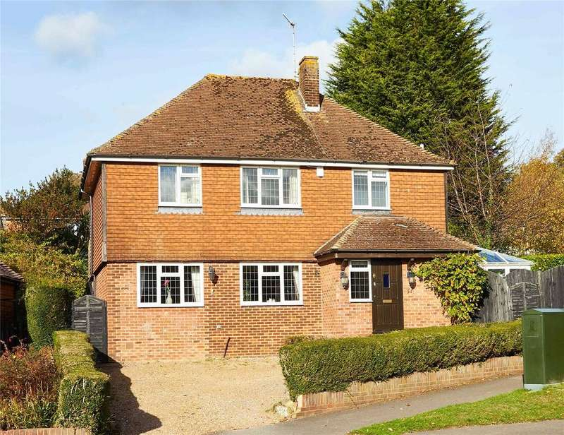 4 Bedrooms Detached House for sale in Farmcombe Road, Tunbridge Wells, Kent, TN2