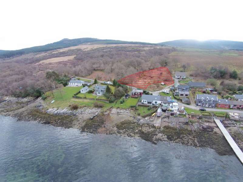 Plot Commercial for sale in Lochview Development Site, Nr Strachur, Cairndow, Argyll and Bute