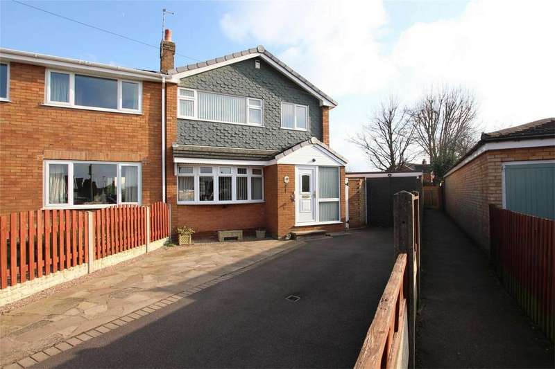 3 Bedrooms Detached House for sale in Deepmore Close, Alrewas, Burton upon Trent, Staffordshire