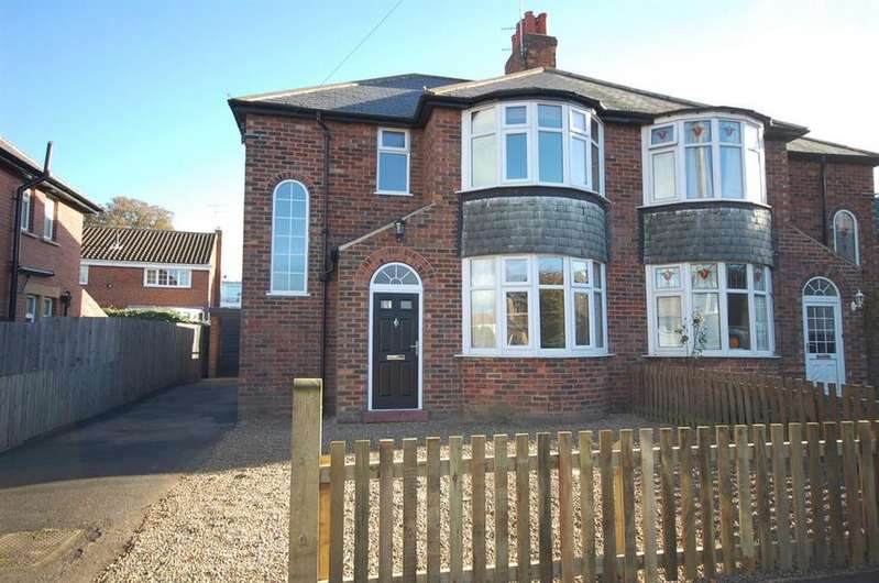3 Bedrooms Semi Detached House for rent in Kingsway Drive, Harrogate