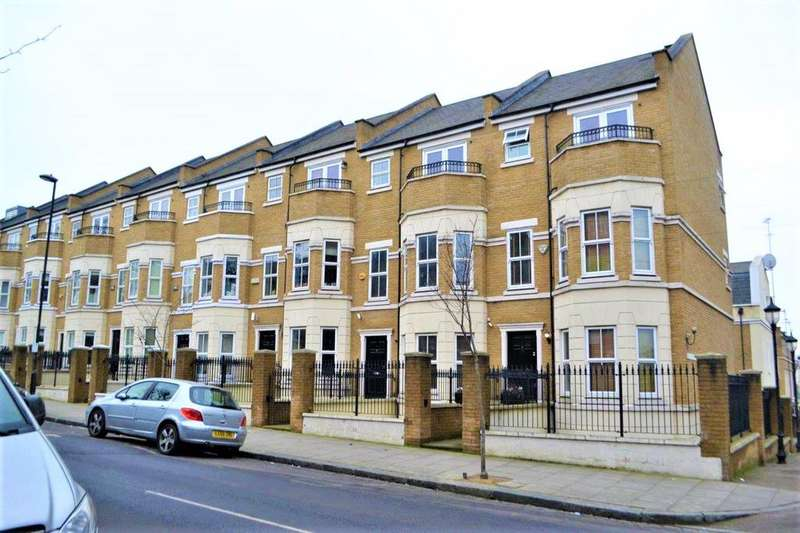 4 Bedrooms Town House for sale in Busby Place, Kentish Town, London NW5