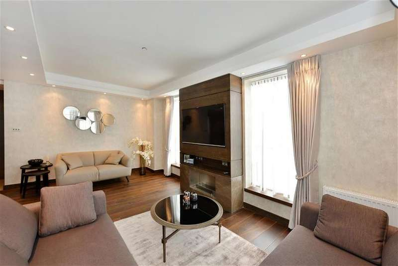 5 Bedrooms Flat for rent in Fursecroft, Marylebone, Marylebone, London, W1H