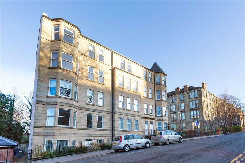 2 Bedrooms Apartment Flat for sale in Cecil Street, Glasgow, Lanarkshire