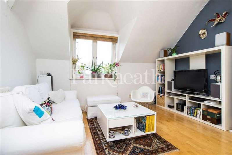 1 Bedroom Flat for sale in Belsize Avenue, Belsize Park, London