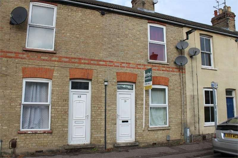 3 Bedrooms Terraced House for sale in Henry Street, PETERBOROUGH, PE1