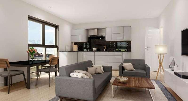 2 Bedrooms Flat for sale in APT 5, ABODE, YORK ROAD LEEDS LS9 6TA